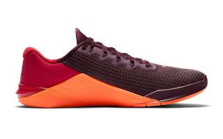 Nike METCON 5 ROUGE ORANGE AQ1189-656