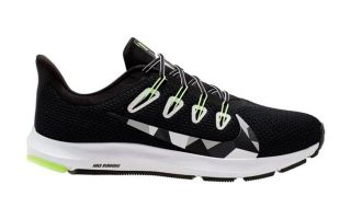 Nike QUEST 2 NEGRO BLANCO CI3787 010