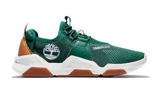 TIMBERLAND EARTH RALLY KNIT OXFORD VERDE