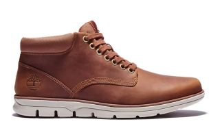 Timberland BRADSTREET CHUKKA LEATHER BROWN