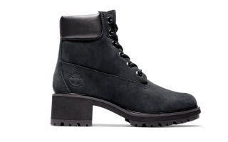 Timberland KINSLEY 6 INCH WATERPROOF BLACK WOMAN