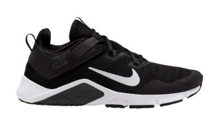 NIKE LEGEND ESSENTIAL BLACK WHITE