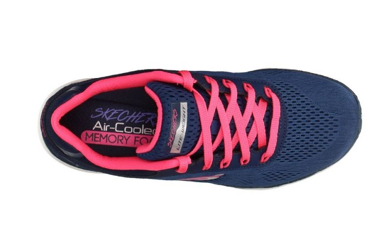 FLEX APPEAL 3.0 AZUL NAVY FUCSIA MUJER 13059NVHP