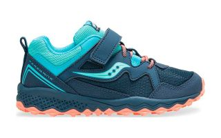 Saucony PEREGRINE SHIELD 2 A/C AZUL JUNIOR SK161548