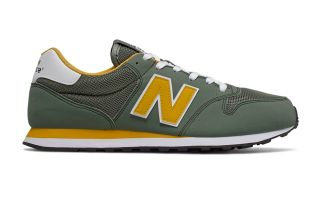 NEW BALANCE GM500 V1 VERDE AMARILLO GM500TRU