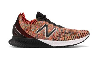 New Balance FUELCELL MADE BLACK ORANGE