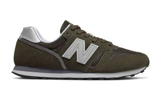 New Balance ML373 MILITARY GREEN SILVER