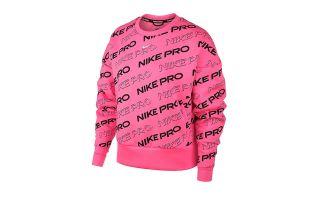 Nike SWEATSHIRT PRO PINK WOMAN