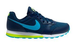 Nike MD RUNNER 2 AZUL NI�O 807316-415