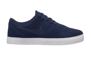 Nike SB CHECK SUEDE NAVY BLUE