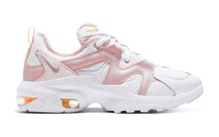Nike AIR MAX GRAVITION WHITE PINK WOMAN