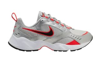 Nike AIR HEIGHTS SILVER RED AT4522-007