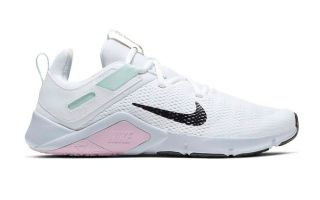 Nike LEGEND ESSENTIAL BLANC ROSE FEMME CD0212-100