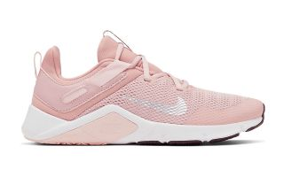 Nike LEGEND ESSENTIAL ROSA BIANCO DONNA