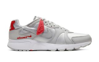 Nike ATSUMA GREY RED