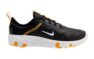 Nike RENEW LUCENT NEGRO BLANCO NI�O CD6906-007
