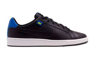 Nike COURT ROYALE TAB NERO BLU