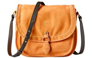 Timberland BOLSO SADDLE MARRON