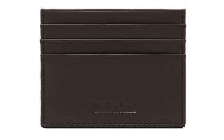 TIMBERLAND BLACK CARD HOLDER
