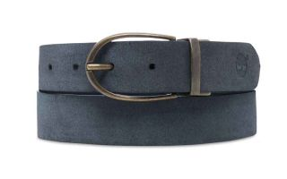 Timberland REVERSIBLE GREY BELT FOR WOMEN