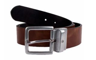 Timberland CEINTURE NEW REVERSIBLE MARRON