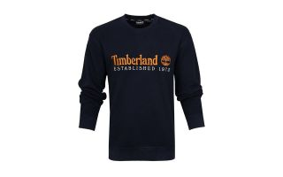 Timberland SWEAT-SHIRT OUTDOOR ARCHIVE NOIR