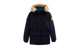 Timberland SCAR RIDGE DOWNFREE NAVY BLUE JACKET