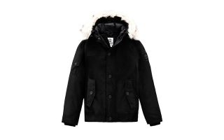 Timberland BLACK SNORKEL DOWNFREE JACKET