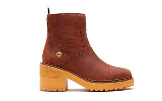 Timberland SILVER BLOSSOM MID MARRON FEMME TB0A25BV2031