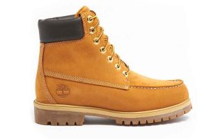 Timberland 6 IN PREMIUM MOC TOE MARRÓN CLARO TB0A1M8A2311