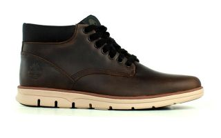 TIMBERLAND BRADSTREET CHUKKA LEATHER MARRONE SCURO