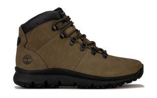 WORLD HIKER MID MARR�N OSCURO