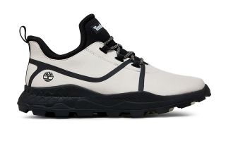 Timberland BROOKLYN FABRIC OXFORD BLACK WHITE