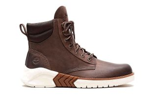 Timberland MTCR PLAIN TOE MARRONE SCURO