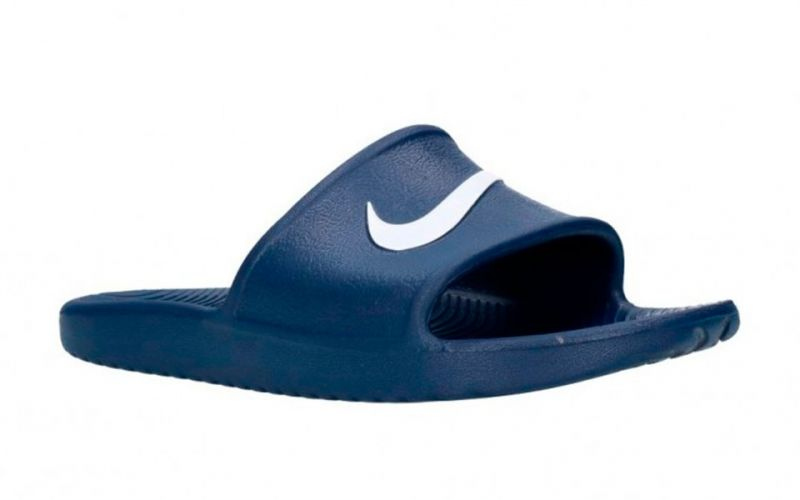 KAWA SHOWER BLUE SLIPPERS