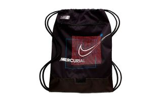 NIKE MERCURIAL BACKPACK BLACK RED