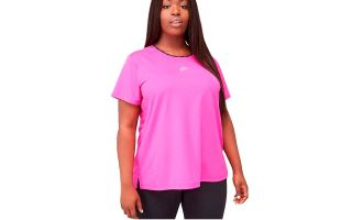 Nike T-SHIRT AIR TOP ROSE FEMME