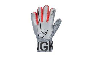 Nike GANTS DE FOOTBALL MATCH GRIS