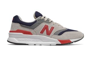 New Balance 997H GRAY BLUE RED