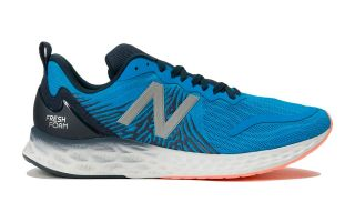 New Balance FRESH FOAM TEMPO BLUE WHITE