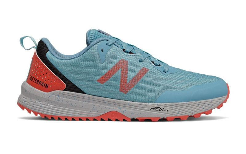 Nitrel V3 Azul Coral Mujer Wtntrcs3