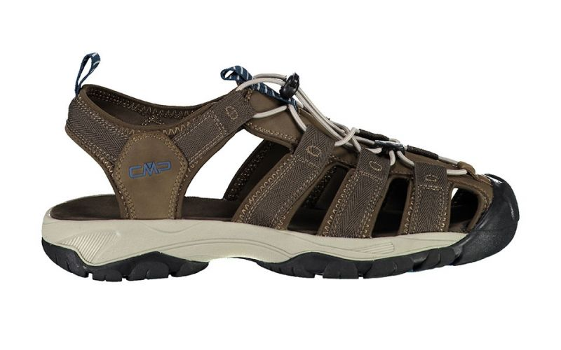 SANDAL SAHIPH BROWN BLACK