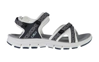 CMP BLACK GREY ALMAAK SANDAL WOMAN