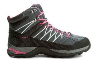CMP RIGEL MID WP GREY FUCHSIA WOMAN