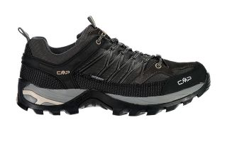 CMP RIGEL LOW WATERPROOF NEGRO 3Q54457-69BM