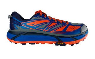 Hoka MAFATE SPEED 2 BLEU ROUGE 1012343 IBMR
