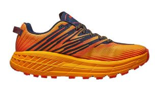 Hoka SPEEDGOAT 4 ORANGE GRIS 1106525GFBI