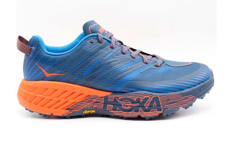 Speedgoat 4 Azul Naranja 1106525mbmr