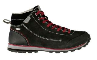 CMP ELETTRA PLUS MID BLACK RED