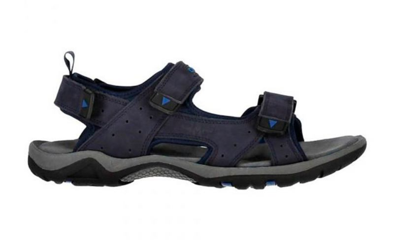 ALMAAK SANDALS NAVY BLUE